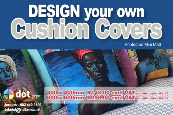 Design Your Own Cushions